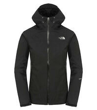 THE NORTH FACE WOMEN'S STRATOS JACKET / DAMEN HARDSHELL WETTERJACKE / TNF BLACK