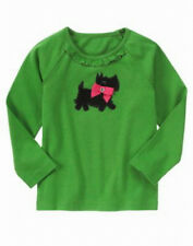 Gymboree cheery all the way top size 6 NWT scottie dog