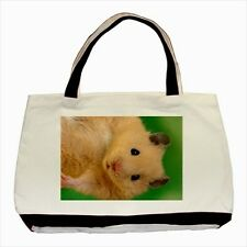 Hamster Hanging Out - Tote or Recycle Bags (9 Options) -TU4399