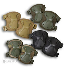 SPEC OPS KNEE PADS BLACK OLIVE GREEN SAND COYOTE MTP MULTICAM X SHELL ARMY AFGH