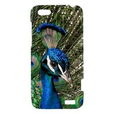 Peacock Bird Design - Hard Case for HTC Cell (30 Models) -OP4752