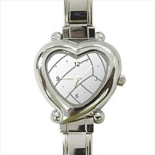 Volleyball Picture Design - Italian Charm Watch (2 Watch Styles)-RR5046