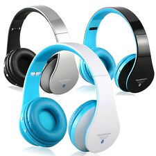 Multi-Function Stereo Sound Collapsible Wireless Bluetooth Headphones For Phone