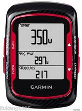 Garmin Edge 500 Wireless GPS Cycling Computer/Trainer-Red&Black