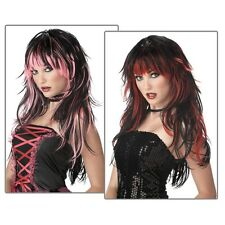 Tempting Tresses Costume Wig Adult Womens Gothic Cosplay Halloween