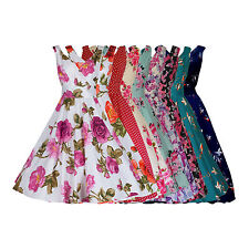 WOMENS 40's 50's RETRO VINTAGE FLARED ROCKABILLY TEA DRESS MANY PRINTS NEW 8-20