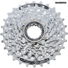SHIMANO HG51 8 SPEED CASSETTE NICKEL PLATED MTB ROAD 11-28 T 11-30 T 11-32 TEETH