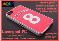Personalised LIVERPOOL FC FOOTBALL CLUB themed iPAD MINI COVER CASE shirt style