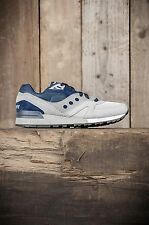 Saucony // Shadow Master // Grey/Blue // RRP £89.99
