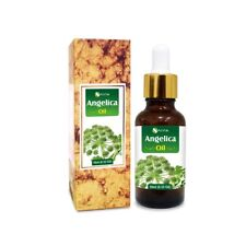 ANGELICA OIL 100% NATURAL PURE UNDILUTED UNCUT ESSENTIAL OIL 5ML TO 100ML