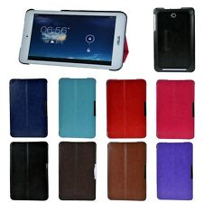 Magnetic Smart Cover Folding Leather Case For ASUS MeMO Pad 8 ME180A Tablet Inch