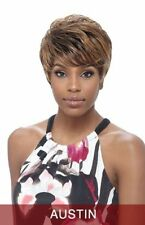 VANESSA FIFTH AVENUE COLLECTIONS SYNTHETIC HAIR WAVY WIG - AUSTIN