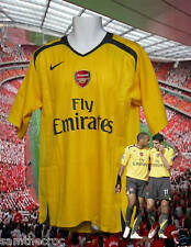 New Authentic NIKE ARSENAL FOOTBALL Shirt PLAYER ISSUE Away EPL S/Slvd L-XXL