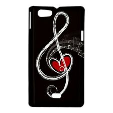 Music in Soul Design - Hard Case for Sony Xperia (8 Models)-CD4686