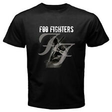 New FOO FIGHTERS Dave Grohl Rock Band Men's Black T-Shirt Size S to 3XL