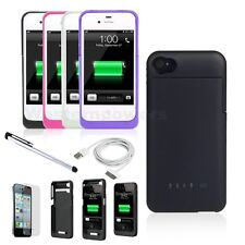 1900 mAh Rechargeable Quick Charging Case Lithium Battery For Apple iPhone 4 4S