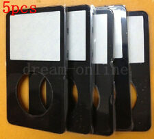 5pcs Front Faceplate Housing Cover for ipod Video 30GB 60GB 80GB