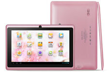 """7"""" Tablet Android 4.2 Dual Cam 1.2Ghz WiFi - Assorted Colors - Bonus Items"""