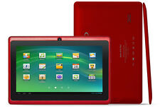 "7"" Tablet Android 4.2 Dual Cam 1.2Ghz WiFi - Assorted Colors - Bonus Items"