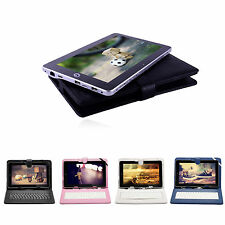 """iRulu 10.1"""" Google Tablet PC 8GB Android 4.2 Capacitive 1GB DDR3 HDMI w/Keyboard"""