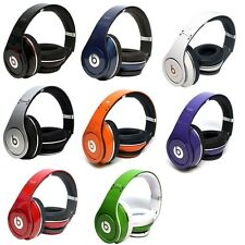 NEW 2014 Authentic Studio Beats By Dr Dre Over-Ear Headphones; Choose 5 Colors