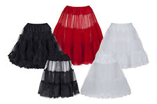 "PETTICOAT / UNDERSKIRT FOR VINTAGE 50'S AND FASHION OR  PROM DRESSES  25""  NEW"