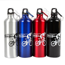 Water Kettle Cup Cycling Bicycle Bike Aluminum Alloy Water Bottle Sports Outdoor