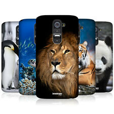 HEAD CASE WILDLIFE PROTECTIVE COVER FOR LG G2 D802