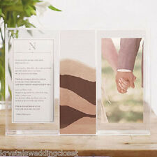Clearly Love Sand Ceremony Shadow Box Sand Unity Wedding Set