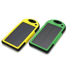 5000Mah Solar Battery Charger Bank For Samsung Galaxy S2 S3 S4 Mini S5 Note 2 3