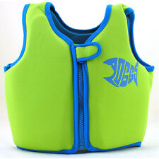 Zoggs Neoprene Swim Jacket Ages 2-3 Years Choice of Colours (One Supplied)