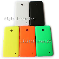New Housing Battery Back Cover Door button For Nokia Lumia 630 635 N630 N635