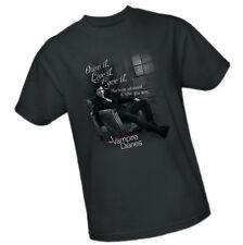 the Vampire Diaries - Own it. Live it. Love it. (Damon Pictured) - Adult T-Shirt
