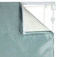 Speedy Corded Aluminium Roman Blind Kit, Satin Silver