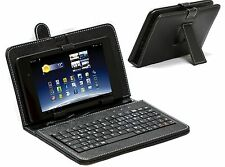 German QWERTZ Keyboard Case with Stand for Sony Xperia Tablet Z + Z2