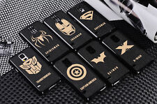 New Hard PC Super Hero Skin Case Cover Back Fitted For Samsung Galaxy S3 S4 S5