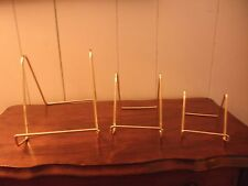 Brass Wire Display Stands - You choose Small, Medium or Large