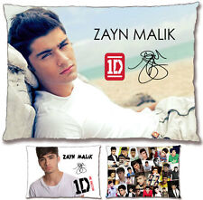 New [1D] Zayn Malik [One Direction] PrePrinted Autograph Pillow Case [One Thing]