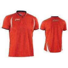 T-Shirt Junior Athletics Running ASICS LOS ANGELES red T215Z6