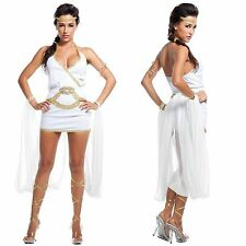 Sexy Women Aphrodite Goddess of Love Greek Mythology Halloween Costume