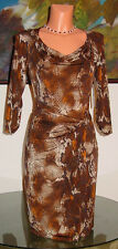 NWT Laundry by Shelli Segal Snake Dress, sz 0 or 2 * $245