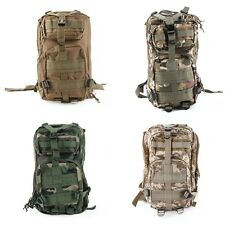 Hiking Tactical New Backpack Trekking Bag Military Rucksacks Outdoor Camping USA