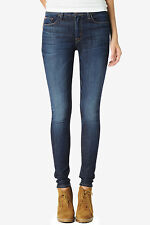 Hudson Jeans Nico Mid Rise Super Skinny Womens Premium Denim Size 24 - 32 Siouxi