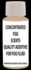 4X BOTTLES CONCENTRATED FOG SCENTS FOR 1 GALLON OF FOG LIQUID JUICE