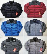 New The North Face Mens Nuptse 2 700 Fill Down Puffer Jacket Coat S-3XL