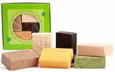 Olive Oil Soap Antimicrobial Made Home Pure & Natural 100% Smoothness Lux Box