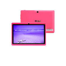 "IRULU eXpro X1 8GB 7"" Multi-Color Tablet PC Android 4.2 Jelly Bean Dual Core Cam"