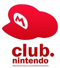 Club Nintendo Codes / PINs / Coins (from 3DS Wii U Wii 2016) *CLEARANCE SALE*