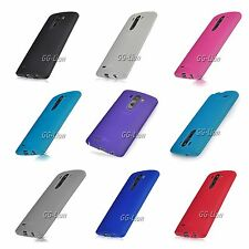 Gel Rubber TPU Matte Surface Case Silicone Skin Cover for LG G3 D850 for AT&T