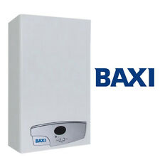 SCALDABAGNO A GAS CAMERA STAGNA BAXI   LT 13 Fi ACQUAPROJECT  + KIT FUMI